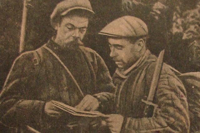 Даже авиа-налеты и карательные операции не остановили новгородцев и псковичей.
