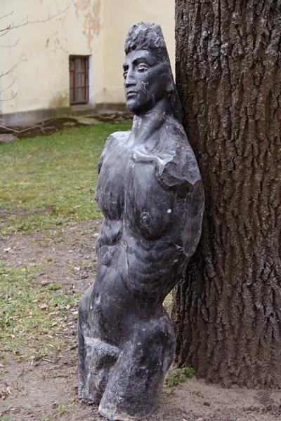 Скульптура Рафаэлли Мондацци
