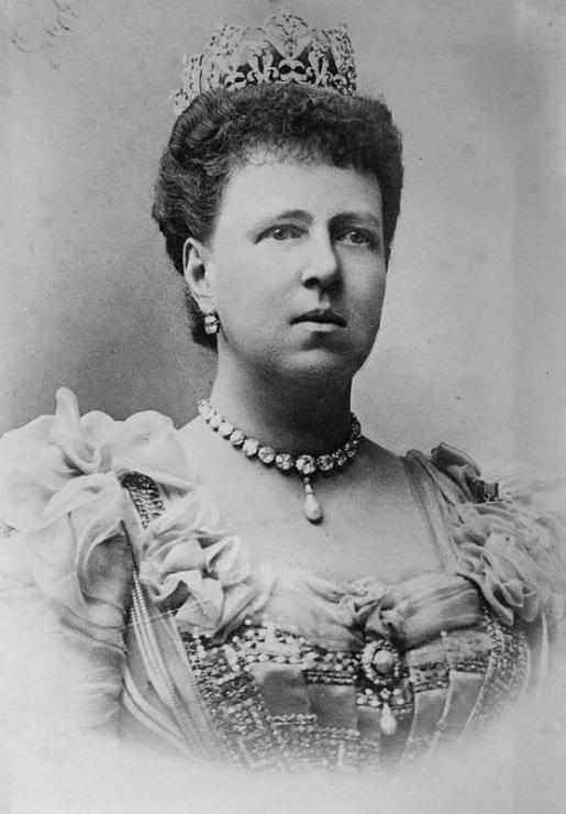 Великая княжна Мария Александровна была единственной дочерью императора.