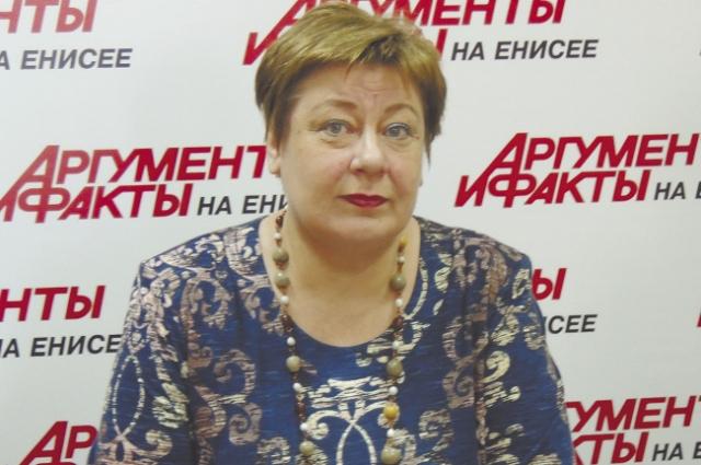 Ольга Кутумова