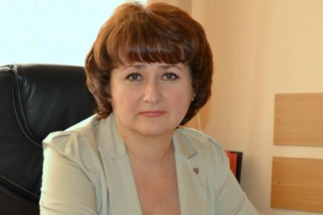 Ирина Мирошникова, Уполномоченный по правам ребенка в Красноярском крае.