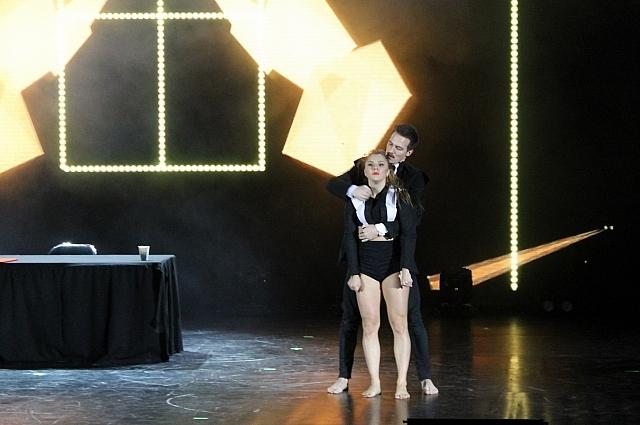 Новосибирских зрителей порадуют танцами