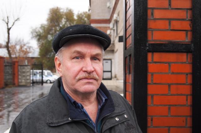 Владимир Мещеряков почти всю жизнь проработал на скорой