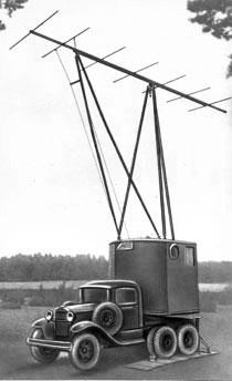 Двухантенный вариант РУС-2 «Редут».