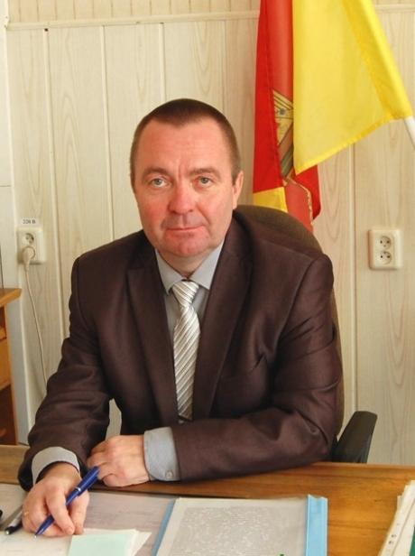 Глава администрации Кувшиновского района Михаил Аваев.