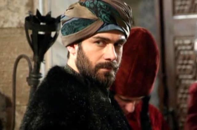 Аднан Коч в сериале «Великолепный век».