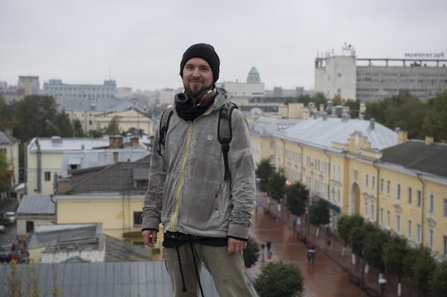 Художник Виктор Лебедев (Джокер).