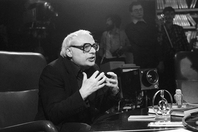 Владимир Ворошилов, 1984 г.