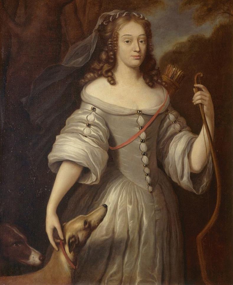Луиза де Лавальер.