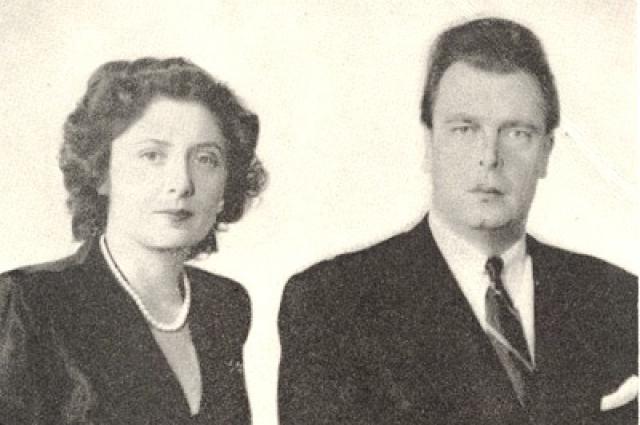Владимир Кириллович Владимир Кириллович в 1948 году женился на дочери князя Георгия Ираклиевича Багратиона.