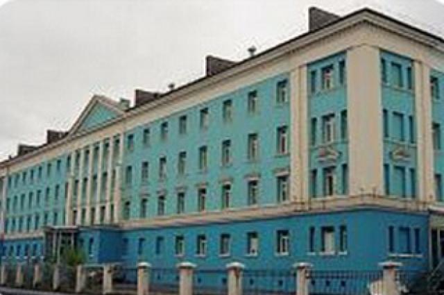 Больница, в которой произошла трагедия.