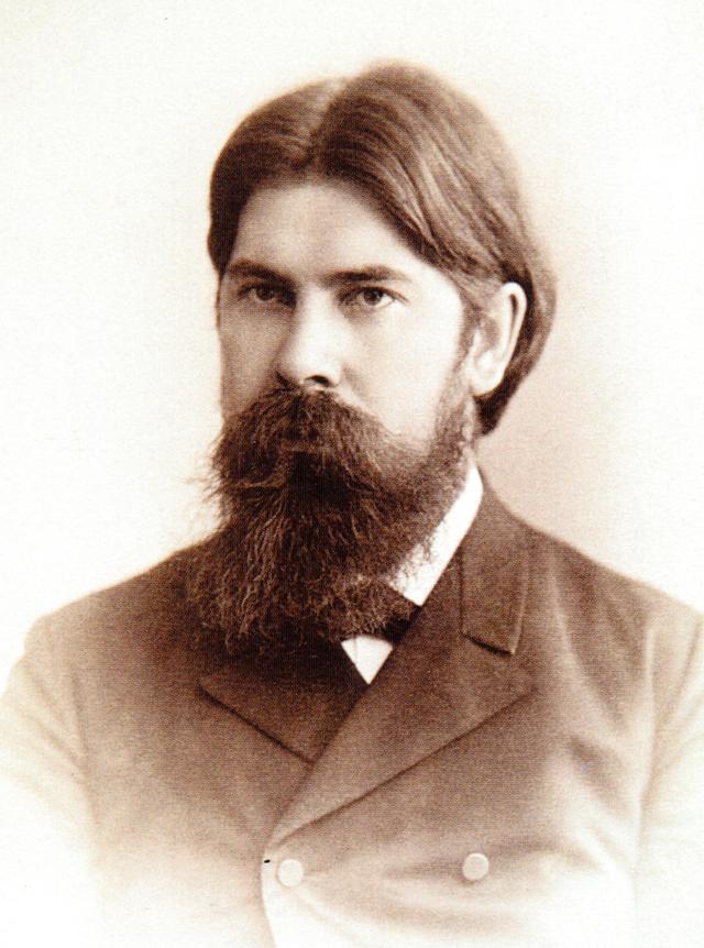 Владимир Бехтерев. Казань.