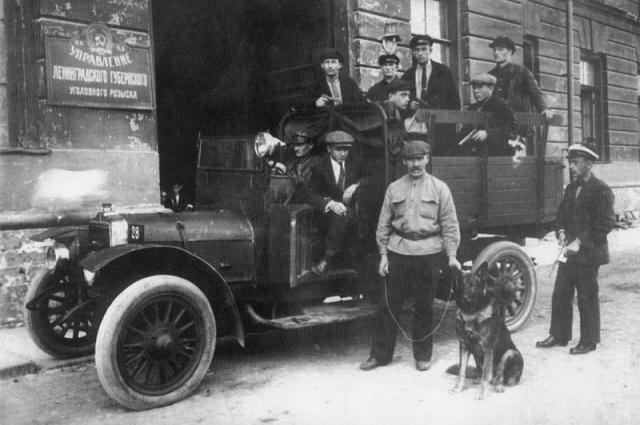 Криминальная ситуация в Российской империи стала стремительно ухудшаться со второй половины XIX века.