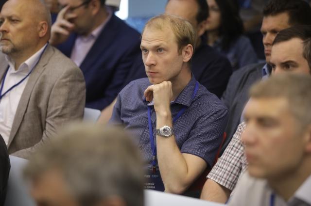 Алексей Коровянский, глава омской IT_компании.