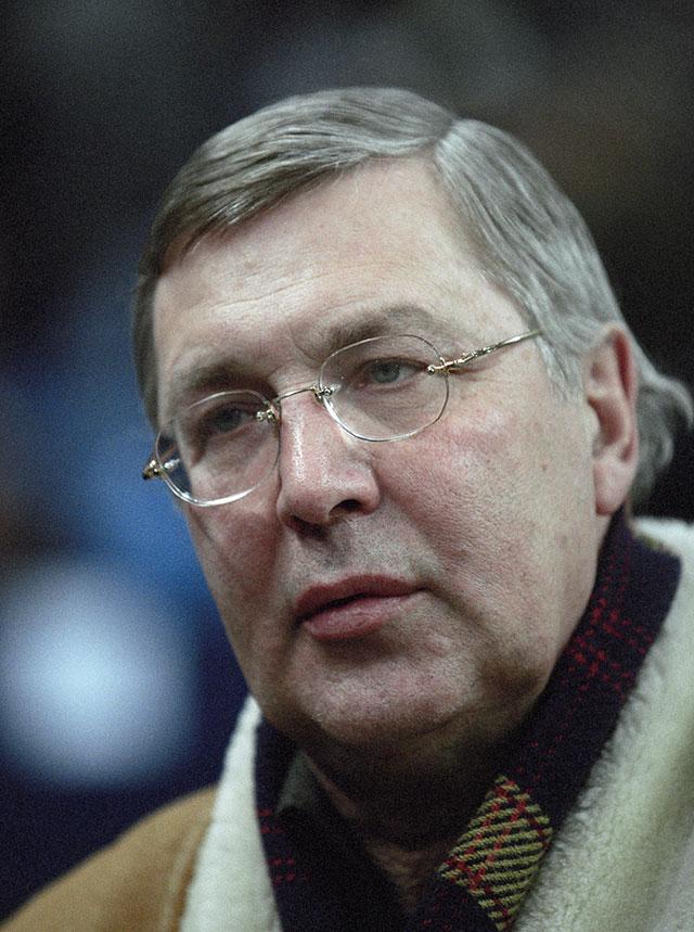 Юрий Севидов, 2001 г.