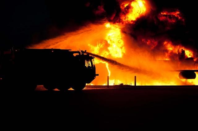 С 6 по 12 мая в регионе зафиксирован 301 пожар.