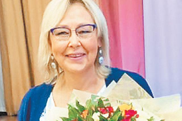 Наталья Хорохорина на творческой встрече ответила на все вопросы учеников и преподавателей.
