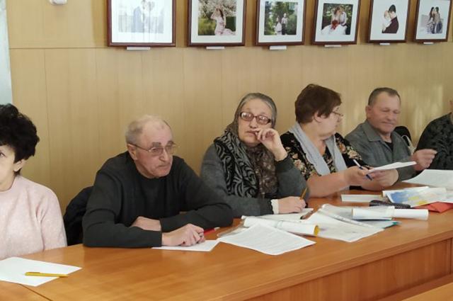 Встреча по вопросам услуг ЖКХ