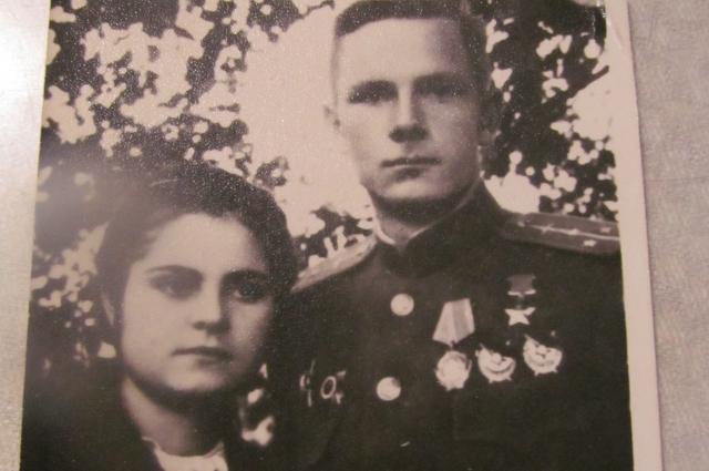 Иван Гулькин с невестой