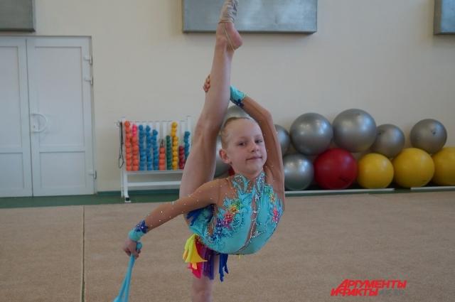 Родители гимнастки готовы к тому, что Ира сможет войти в сборную России