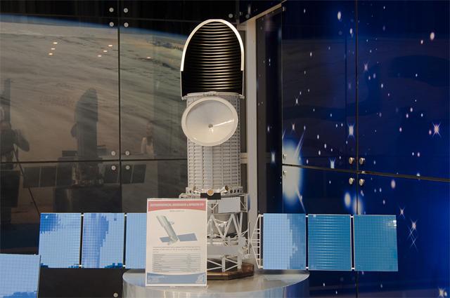 «Спектр-УФ» — «Всемирная космическая обсерватория» (ВКО-УФ), модель.