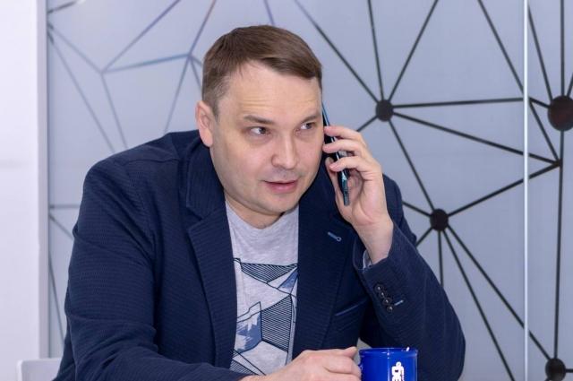 Павел Нагибин