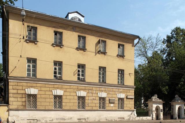 Музей-квартира Ф. М. Достоевского