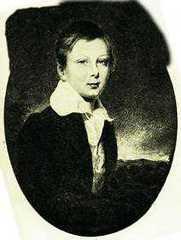 Алеша Толстой в детстве