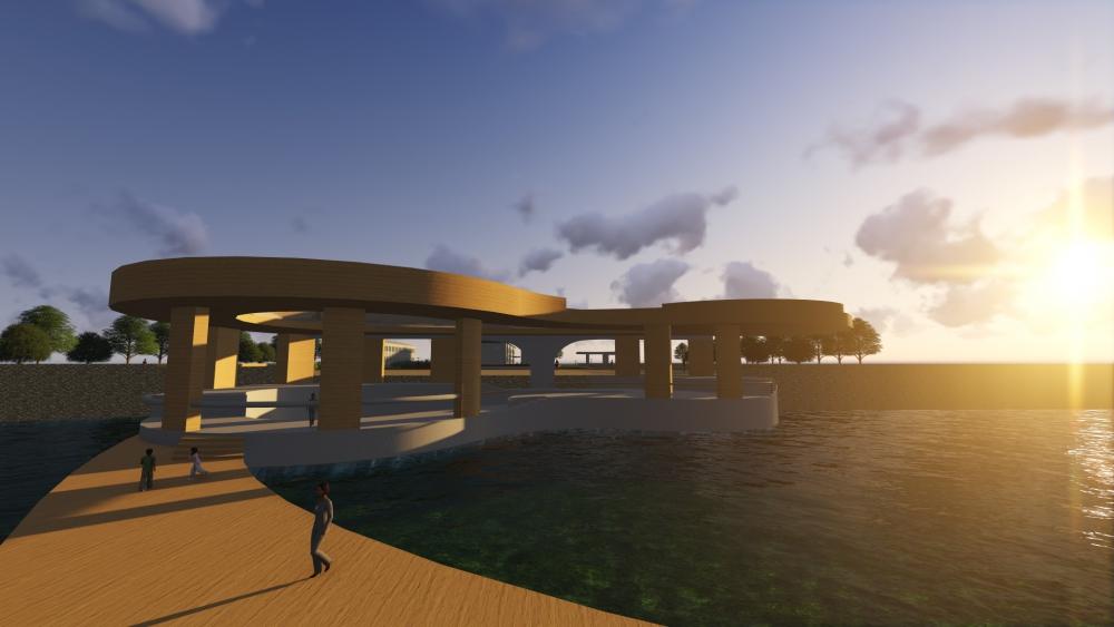 Так будет выглядеть после реконструкции клуб