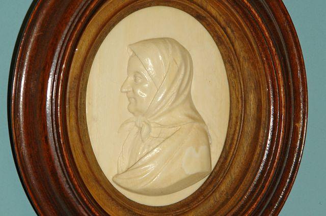 Изображение Арины Родионовны, перекочевавшее из Пскова в Италию, а оттуда обратно в Россию.