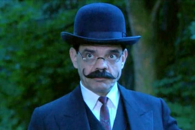 Константин Райкин в необычно образе известного всему миру детектива.