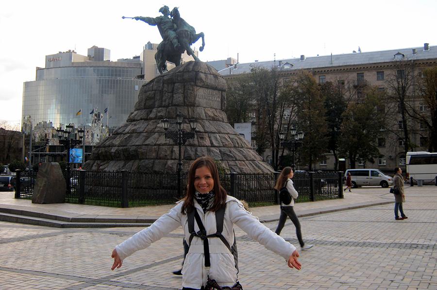 Мария с удовольствием возвращается в Украину.