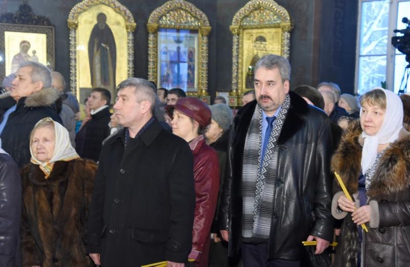 Леонид Черкесов (справа)