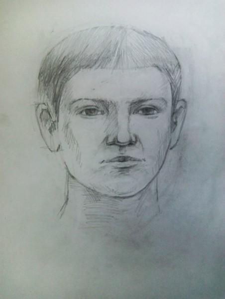 Портрет подозреваемого в убийстве