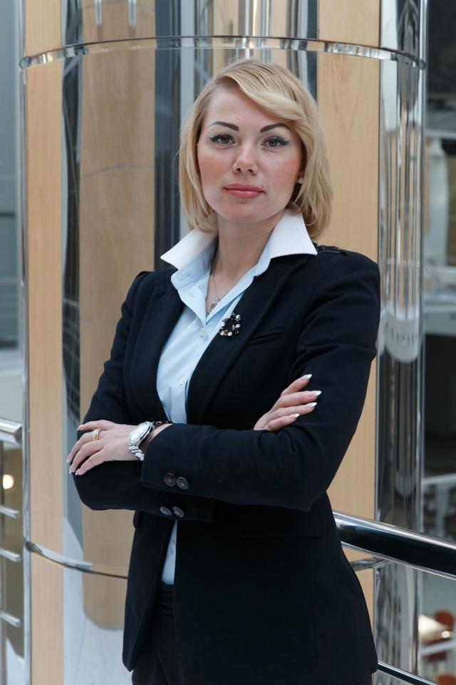 Ольга Сюзева, управляющий операционным офисом Абсолют Банка в Тюмени.