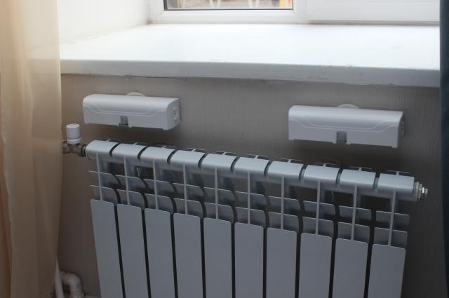 Так выглядят вентиляционные клапаны в интерьере комнаты.