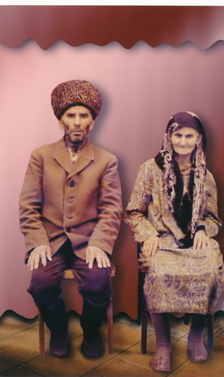 Хусен и Пятимат Матиевы - одни из тех, кому спустя годы удалось вернуться на родину.