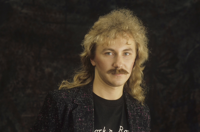 Игорь Николаев. 1988 год.