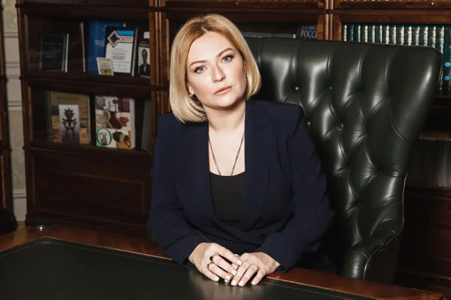Ольга Любимова.