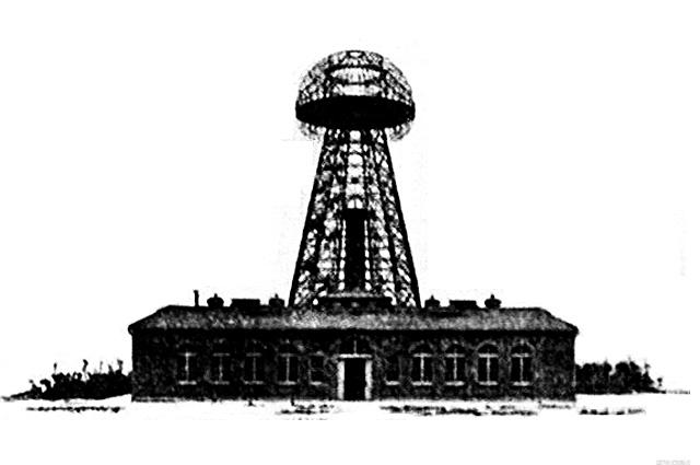 Башня Ворденклиф, Лонг-Айленд, Нью-Йорк