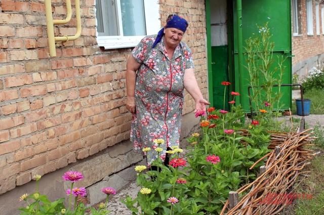 Лидия Моргачёва активистка села