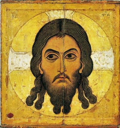 Спас Нерукотворный. Новгород Великий. XII век