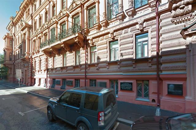 Доходный дом Шереметьева.