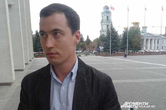 Андрей Парахуда