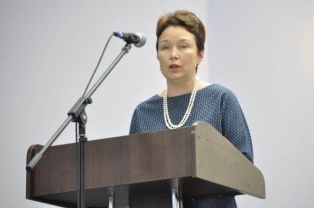 Татьяна Казакова, Всечувашский кинофестиваль, открытие