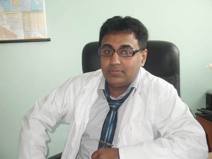 Раджеш Кумар