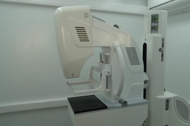 Маммограф.