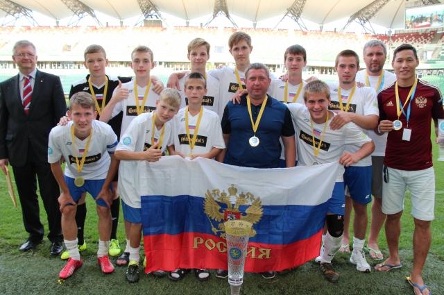 Красноярскую команду называют «гордостью страны».