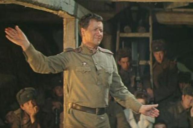 Быков танцевал в своем последнем фильме уже через силу - подводило здоровье.