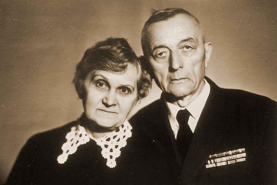 Супруги Надежда и Алексей Бубновы прожили вместе 52 года.